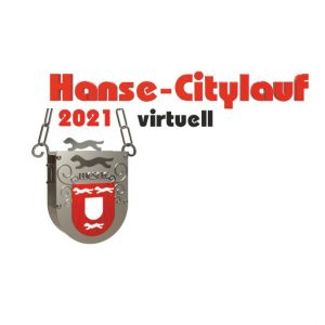 virtueller Hanse-Citylauf Wesel 2021 @ virtueller HCL